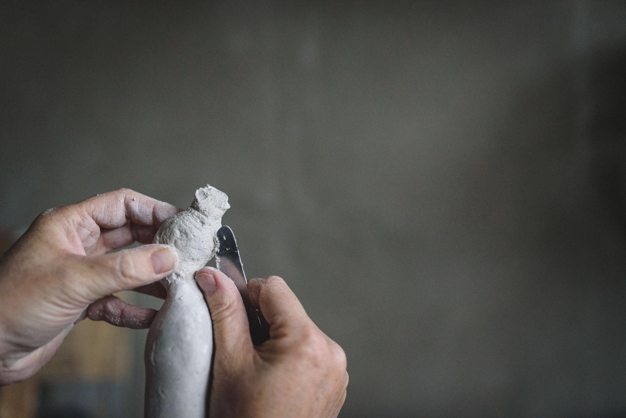 Life Bildhauerin 06